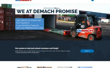 New DeMACH website
