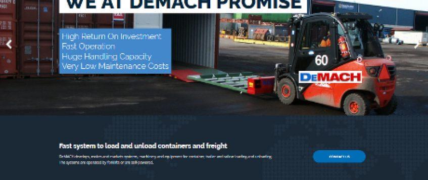 New DeMACH website